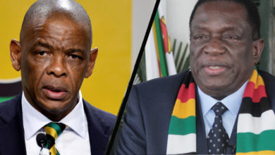 Photo of We've come to Zimbabwe to meet only Zanu-PF: ANC's Magashule