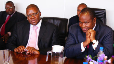 Photo of Gideon Gono misses the 'good old' GNU days
