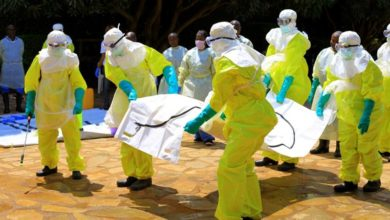 Photo of 118 Ebola cases detected in DR Congo