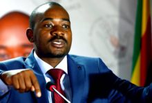 Photo of Chamisa resists name change: 'We remain MDC Alliance'