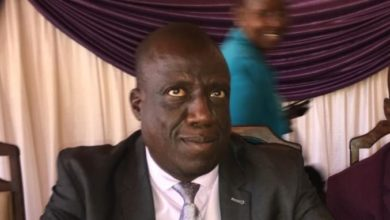 Photo of Gwanda mayor recalled