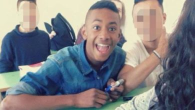 Photo of 21-year-old black man murdered in Italy